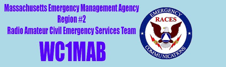 MEMA Region #2 - RACES Communications Team